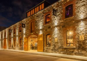 The Dublin Liberties Distillery Building.The Dublin Whiskey Trail. The Best Dublin Whiskey Tours